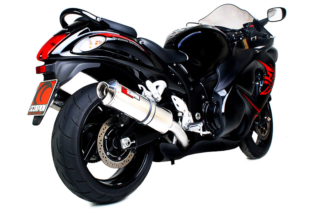 GSX-1300R-Hayabusa,08-,ESI100-Stainless-factory-3-qtr-view-1000