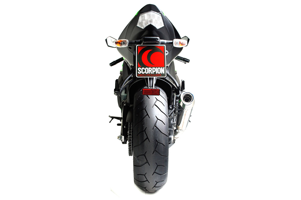 ZX10R08-EKA80-Stainless-Power-Cone-Rear-View-1000